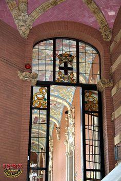 Barcelona- Hospital de la Santa Creu i de Sant Pau Catalonia