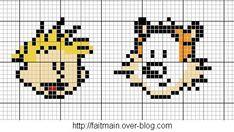 Calvin et Hobbes - Fait Main