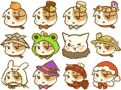 The combination of awesome-cats and HETALIA.