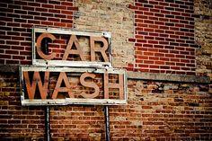 St. Ignace Car Wash   Mackinaw County, Michigan Car Washes, Michigan, Bucket, Neon Signs, Guys, Decor, Decoration, Car Cleaning, Decorating