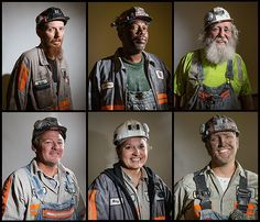 Syl Arena: New Personal Work: Faces of American Coal