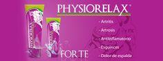 Physiorelax-Forte es una crema de masaje deportivo articular y muscular