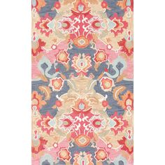 nuLOOM Handmade Carousel Multi Rug (7'6 x 9'6)   Overstock.com Shopping - The Best Deals on 7x9 - 10x14 Rugs