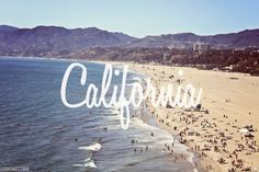 #beach #california #sand
