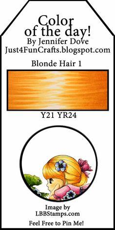 Blonde Hair 1