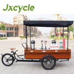 Venta de café carrito carrito de comida móvil con ruedas-Máquinas de…                                                                                                                                                                                 Más