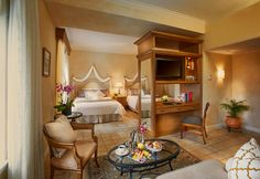 Junior Suite with Two Queens  at The Biltmore Hotel, Miami Coral Gables, FL