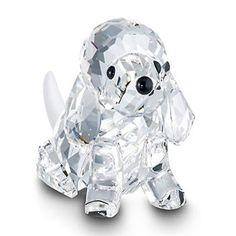 "Swarovski Crystal ""Beagle"""