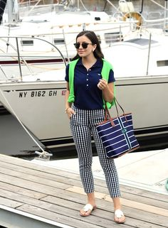 Boats and a Tote // Belle of the Ball