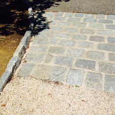 Hamptons gravel