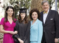 Gilmore Girls ( Wish this show were still on the air, hated to see it end.