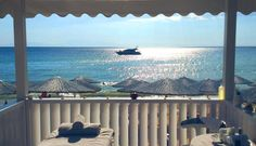 Enjoy a special body treatment by the sea! #wellness #spa #VisitHalkidiki