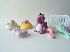 SPIKE!   My Little Pony Toys Spike Hat Comb Accessories by SaturdayMorningM, $29.99