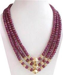So Ni Collar rojo India Jewelry, Bead Jewellery, Pearl Jewelry, Beaded Jewelry, Jewelery, Jewelry Necklaces, Bracelets, Diy Necklace, Necklace Designs