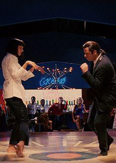 Uma Thurman & John Travolta - Pulp Fiction