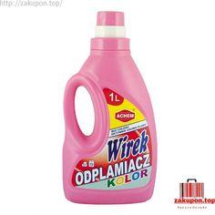 Пятновыводитель Wirek Odplamiacz Kolor 1l