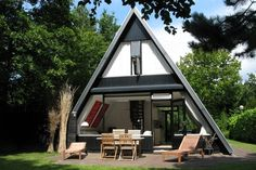 A-Frame in The Netherlands