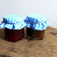 Customizable  Wedding Jelly Jam Honey Jar Covers by ILoveYoYoWedding, $0.20