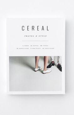 Cereal - Travel & Style Magazine