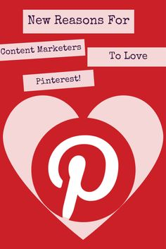Why Content Marketers Love Pinterest #blogging #marketing #Pinterest