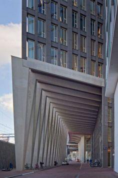 Vodafone Headquarters, Baumschlager Eberle Lochau Zt GmbH, world architecture news, architecture jobs