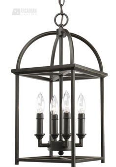 Thomasville Lighting P3884 Piedmont Transitional Foyer Light PG-P3884