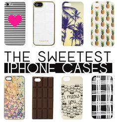 The Cutest iPhone Cases for Spring
