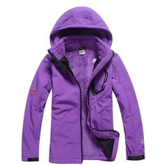 $78  THE NORTH FACE WOMENS T002-PURPLE