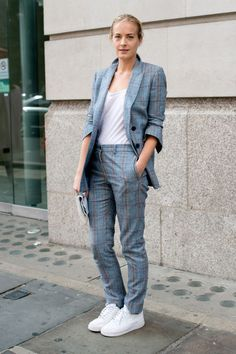 fall work outfit ideas GettyImages 455710304 square