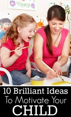 10 Quick & Easy Ways To Motivate Your Child: Here is a list of the top 10 ways to motivate children to learn – be it with school work or outdoor activities. Remember, each child is different, so use your parental instincts while helping out your child.