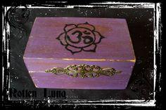 Krishna votive box