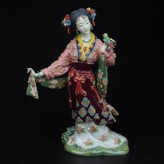 Find More Pottery & Enamel Information about Painted Porcelain Figurine Statue Art & Collectible Ceramic Ornaments Christmas Characters Handicraft Home Furnishing Of Crafts ,High Quality craft frames,China craft co Suppliers, Cheap craft bookmark from Handicraftsman on Aliexpress.com