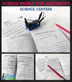 Science Weekly Five is different from BIG Science Stations Units. Science Weekly 5-- It was my original set of science stations and has been used by thousands of teachers.