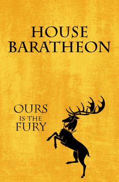 House Baratheon single switch, $7.00
