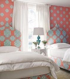 Thibaut Jakarta fabric/wallpaper
