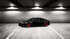 Как вам мой тюнинг #Audi #A7 2011 на 3DTuning #3dtuning #tuning