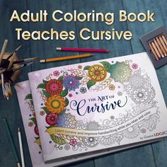 We recently had the opportunity to review The CursiveLogic Quick-Start Pack ($49.00)and The Art of Cursive  ($15.95) from CursiveLogic...