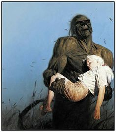 Phil Hale - Swamp Thing