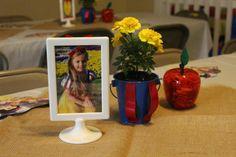 Kara's Party Ideas Disney Princess Snow White Girl 4th Birthday Party Planning Ideas