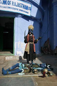 Шива и Кали   Traveliving
