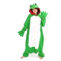lol LUV IT!!!!! Frog Kigurumi