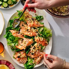 Pan Seared Salmon, Roasted Salmon, Smoked Salmon, Salmon Poke, Salmon Salad, Open Faced Sandwich, Butter Salmon, Salmon Dishes, Steamed Broccoli