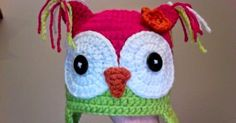 Hoot Hoot! This was a request from a friend of mine who's 18 month old daughter loves owls. I will try to post the pattern that I used, ...