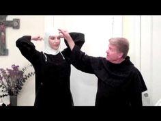 A Nunsense Lesson: Rockette to Nun -great ideas!