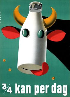 Reclame affiche Reyn Dirksen, rond 1960
