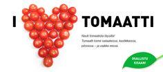 Vihannes.net - tomaatti - touko-kesäkuu 2013 Vegetables, Food, Essen, Vegetable Recipes, Meals, Yemek, Veggies, Eten