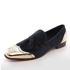 1665c670489 Handmade new fashion fabric tassel men velvet shoes British nobility style  party and wedding loafers Men