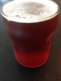 HomeBrew recipe for an Irish Style Red Ale aged on toasted oak. Malt forward ale with flavors of caramel, toasted malts, oak, vanilla, and earthy hops. Dry-hopped with East Kent Golding leaf hops. Smooth, complex, and easy drinking ale.