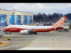 The Boeing 747 Family - From the 747SP to the 747-8