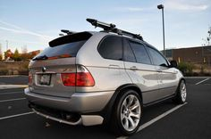 One of my faves! #2004 #BMW #Dinan #X5